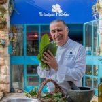El chef que se especializó en cocinar las recetas de la Biblia