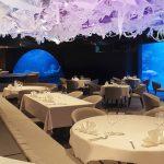 El restaurant submarino inaugurado adentro de un shopping