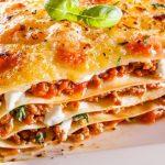 Lasagna, la pasta de la abuela que todos quieren