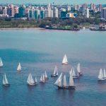 Cocinar y navegar: trastienda de una regata gastronómica