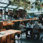 Así es el restaurant vegano más grande del mundo