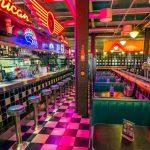 American diner, gastronomía porteña con un toque vintage