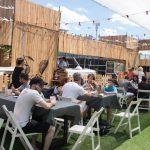 Chefs y música en un festival gastronómico diferente