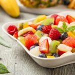 Macedonia, el otro nombre de la ensalada de frutas