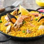 Paella, el as de oros de la cocina española