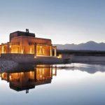El mejor restaurant de bodega del mundo está en Mendoza