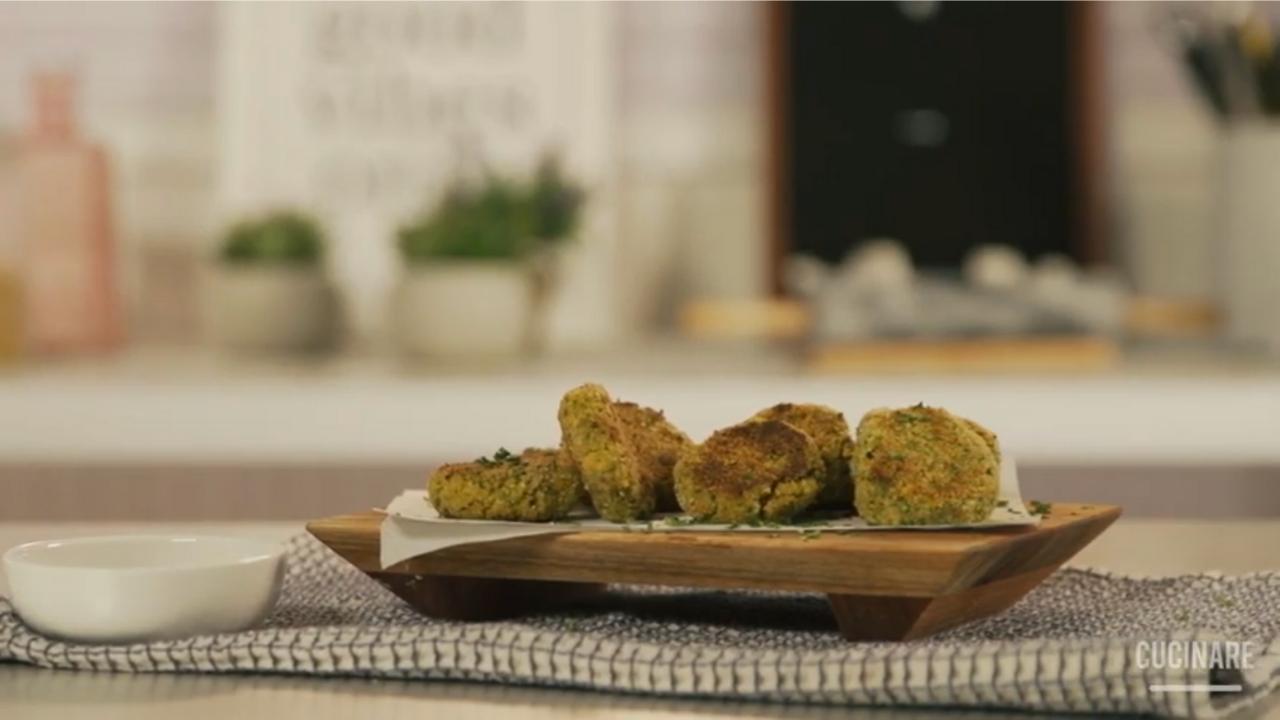 Nuggets vegetarianos cucinare for Cucinare vegetariano