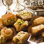 Dulces árabes: delicias de Medio Oriente