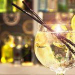 Gin tonic tirado, última evolución de un cocktail clásico