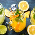 Limonada, naranjada y pomelada, las bebidas que se vienen