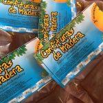 Madera comestible, la última rareza gastronómica argentina