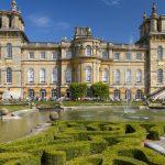 El castillo de la familia Churchill, sede de un gran evento gourmet