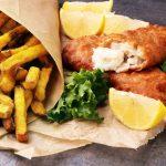 Fish & chips, el plato británico por excelencia