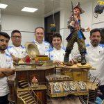 ¡Un éxito! Argentina tercera en el mundial de helados