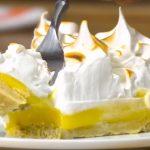 Tips para hacer un lemon pie casero perfecto