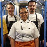 Comer en el subte, la experiencia que propone una cocinera colombiana en Londres