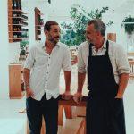 Los Petersen abren un restaurant donde los vegetales y las carnes son coprotagonistas