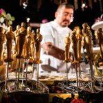 Comida vegana, protagonista excluyente del menú de los premios Oscar