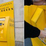 El cajero automático que fue convertido en surtidor de espumantes