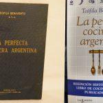 Reeditan el primer libro de cocina de la Argentina