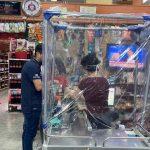 Coronavirus: las increíbles medidas que tomaron los empleados de los supermercados chinos en Argentina