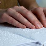 Recetas en Braille: los libros para que los ciegos también puedan cocinar