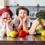 5 juegos para cocinar con los más chicos durante la cuarentena
