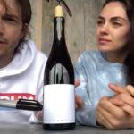 Ashton Kutcher y Mila Kunis lanzan un vino para juntar fondos en la lucha contra el coronavirus
