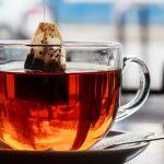 Saquitos de té, nacidos al calor de la guerra