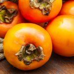 Caqui: una fruta azucarada pero saludable