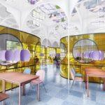 Abre el primer restaurant libre de coronavirus en España: fue diseñado por arquitectos argentinos