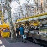 Ferias barriales: vuelven a funcionar los puestos para compra de alimentos primarios