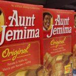 Racismo: dos marcas de alimentos cambian sus logos después del asesinato de George Floyd