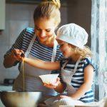 Chicos en cuarentena: cuando la cocina es un aula
