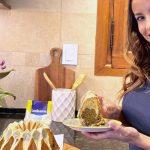 Lourdes Sánchez, otra de las celebridades que aprovechó la cuarentena para cocinar más que nunca