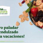 Semana de la no dulzura: una original iniciativa para promover un menor consumo de azúcar