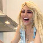 Vicky Xipolitakis en la cocina: las manos en la masa, muchas fotos y nada del resultado final