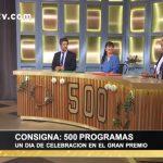 GPCocina cumple 500 programas