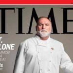 El famoso chef que cocina gratis y regala comida a las víctimas de la pandemia