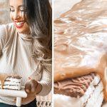 La chocotorta de Lourdes Sánchez: una original receta que sorprendió a sus seguidores
