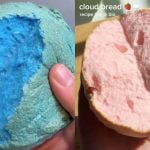 Pan nube, la receta de 3 ingredientes que causa furor en TikTok