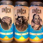 La cerveza de Alberto Fernández: el presidente recibió una lata personalizada y 100% peronista