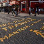 Habilitan áreas peatonales para que bares y restaurants puedan ubicar mesas y sillas