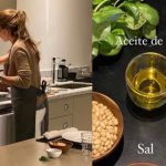Juliana Awada preparó un pesto sin ajo y con una llamativa mezcla de ingredientes