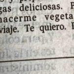 """""""Perdón por hacerme vegetariana"""": el curioso aviso fúnebre que se publicó en el diario"""