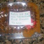 Chocotorta envenenada: el extraño regalo que recibió una mujer para el Día de la Madre