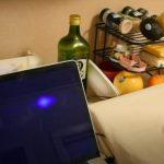 Mantel inteligente, el invento que permite reconocer los alimentos que están arriba de la mesa