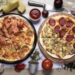 Pizza personalizada: el delivery para jugar a ser maestro pizzero por un rato