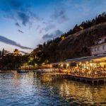 El restaurant que se empezó a inundar en medio de una cena romántica
