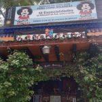 Mafalda: el plato estrella del restaurant mexicano que homenaje al personaje de Quino